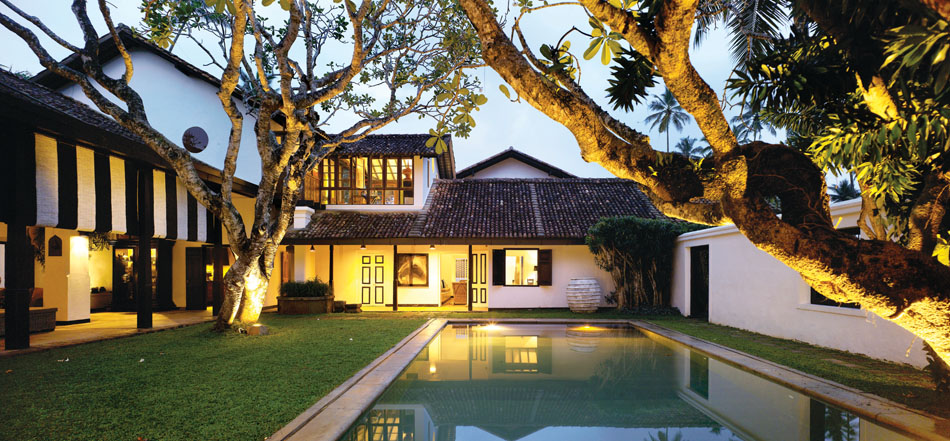 Timeless beauty in contemporary spaces for Architectural design company in sri lanka